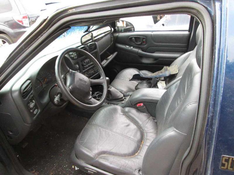 Used 1999 Chevrolet S10 Interior Dash Panel Get Parts Part 510470