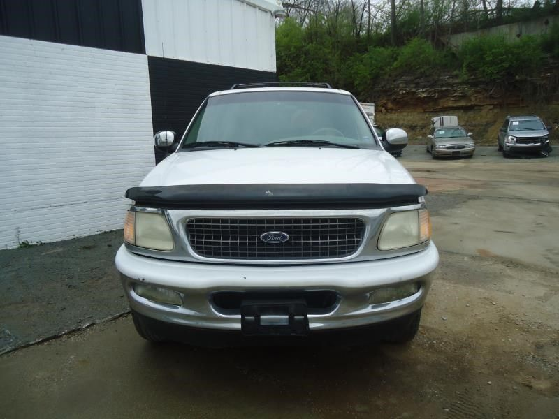 1997 ford truck ford f150 pickup front body radiator core support 109