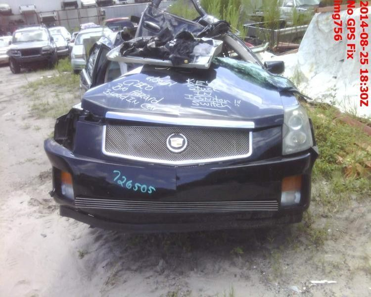 2003 cadillac cts suspension-steering stub axle knuckle  rear right r  |  490 RH,4WABS.,PRICED LESS HUB