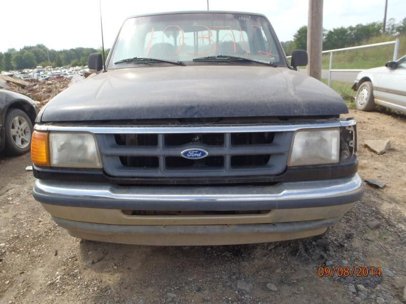 1990 ford truck bronco-ii suspension-steering bronco ii steering column |  238 GRY,5SP,W/KEY