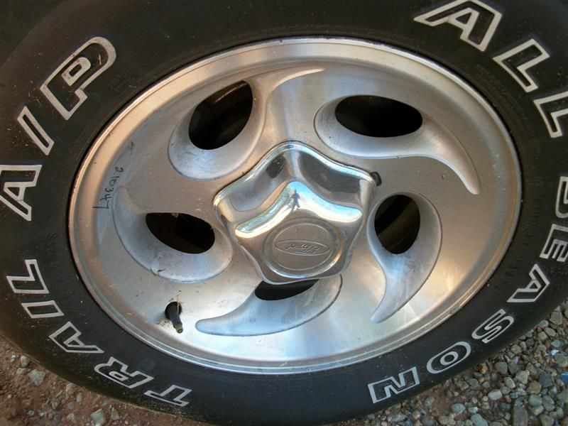 Used Ford Ranger Wheels : Used ford ranger wheels wheel aluminum