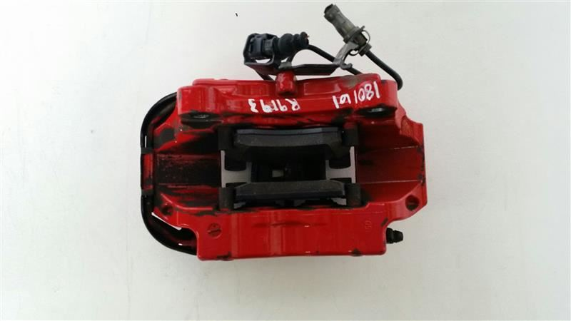 Brake Caliper With Bracket