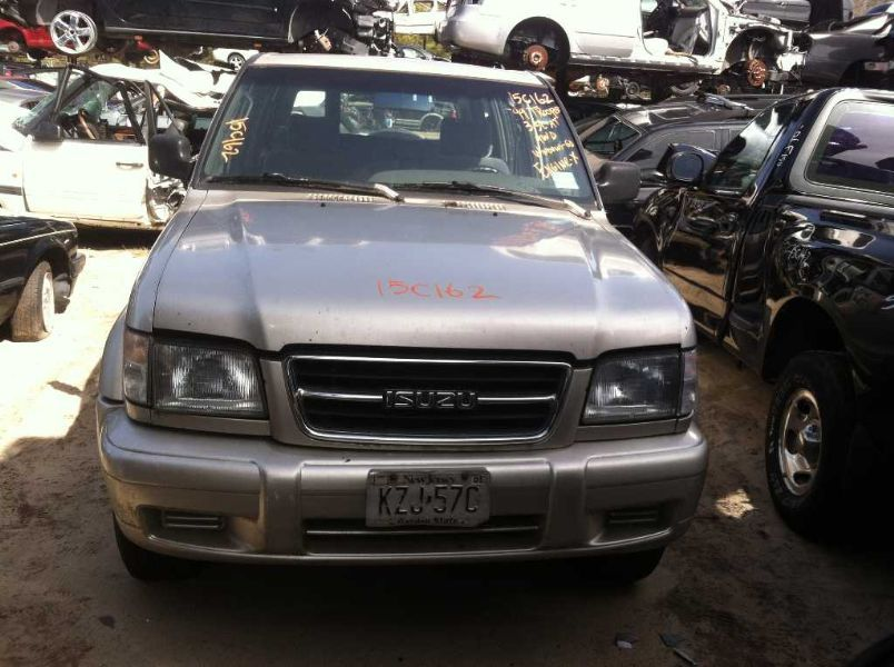 South Mccoll Auto Parts >> 1998 Isuzu Trooper Front Body Bumper-reinforcement--front Bumper-reinforcement--front   Used ...