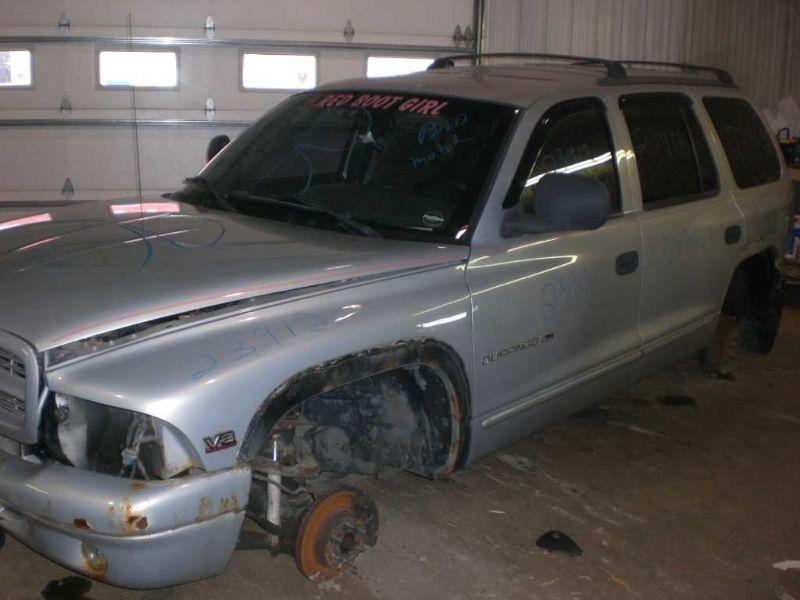 1998 dodge truck dakota suspension-steering dakota spindle knuckle  front    515 LH,COL