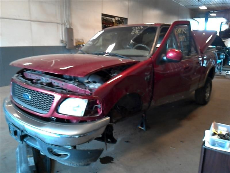 2003 ford truck ford f150 pickup transmission transmission transaxle a t  8 330 5 4l  4r70w std load  4x4 id 1l3p ja 400 5.4L,AOD,4X4