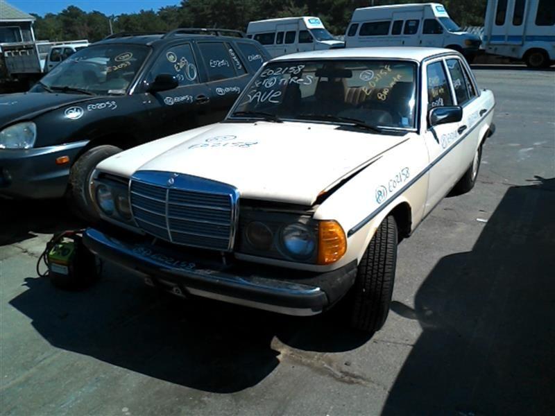 1983 Mercedes Benz Mercedes 240d Engine Accessories Ac