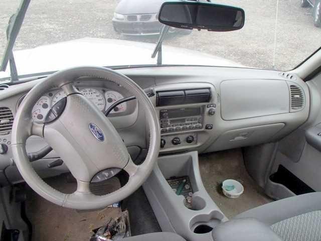 Used 2003 Ford Ranger Interior Dash Panel Dash Panel Part