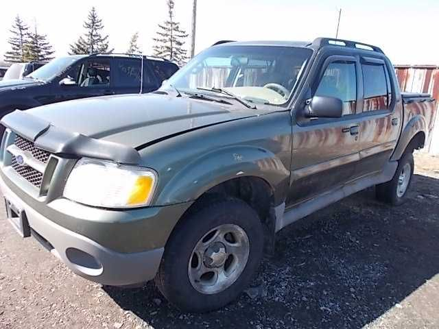 2001 ford explorer suspension-steering explorer spindle knuckle front 515 LH,4.0L,AT