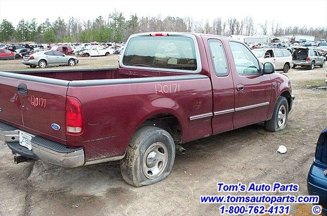 1997 ford f150 engine parts for Ford f150 motor options