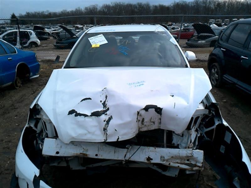 2006 chevrolet impala rear-body impala quarter panel assembly 160 RH,WHT,4DR,0311,000