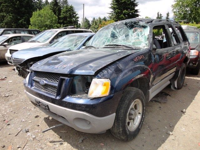 2001 ford explorer suspension-steering explorer spindle knuckle  front |  515 2UT,SPORT,4.0,A.T,2WD,ABS