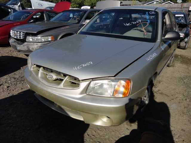 2000 hyundai accent engine accent engine assembly |  300 2HB,L,1.5,5SPD,NOT CKD