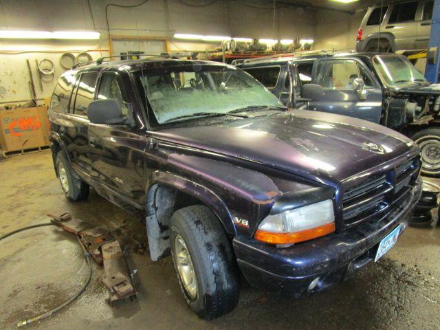 1998 dodge truck dakota suspension-steering dakota spindle knuckle  front    515 LH,4X4,148K