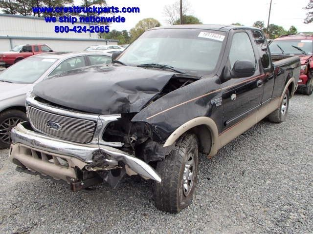 2002 lincoln navigator electrical chassis control module temperature   behind ctr dash   id f5lf 19e624 ac |  591