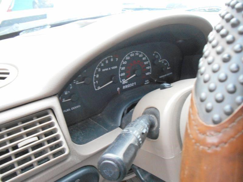 2001 ford explorer suspension-steering explorer spindle knuckle front 515 GREEN,03-15,E.BAU,4.0L,LH