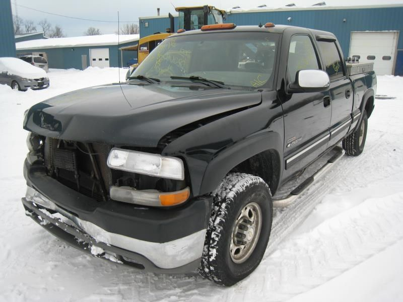 2001 gmc truck sierra 2500 pickup engine accessories 604. Black Bedroom Furniture Sets. Home Design Ideas