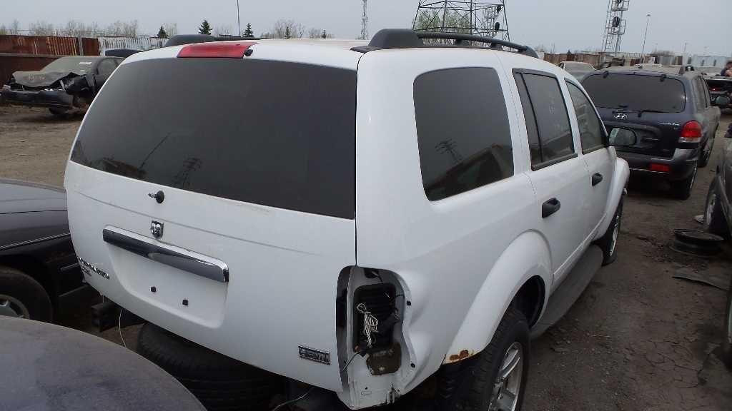 2004 Dodge Truck Durango Interior 210 Front Seat Belts 210 01573