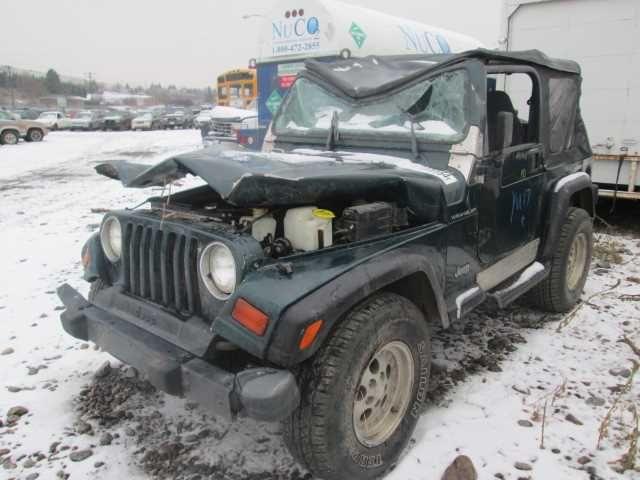 1997 jeep wrangler interior dash panel lhd 251 GRY,BAG REMVD,SCRATCHES