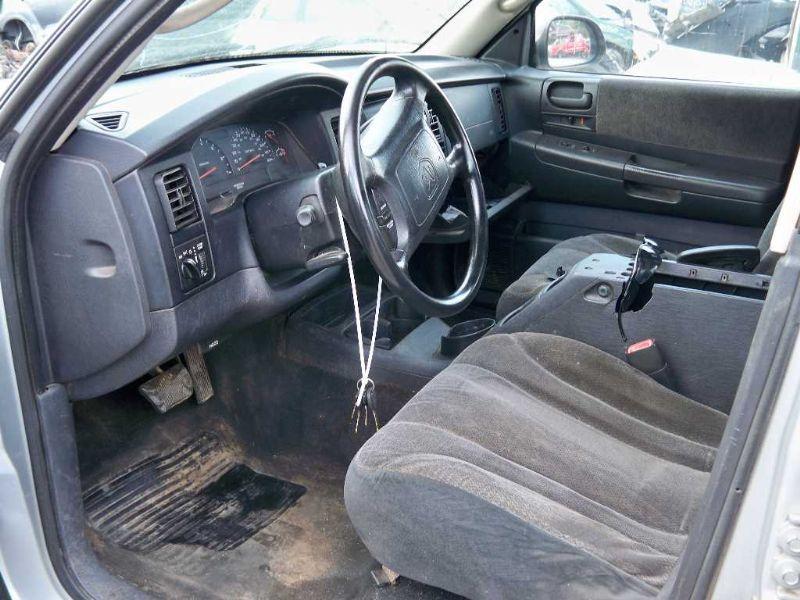 Used 2003 Dodge Truck Dakota Interior Front Seat Belts Quad Cab P