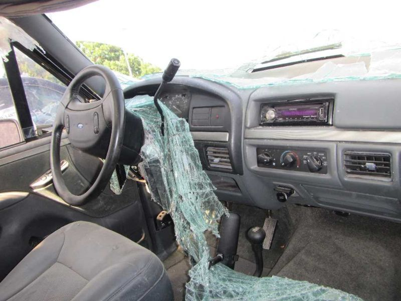 Used 1992 Ford Truck Ford F150 Pickup Interior Dash Panel Dash Pa