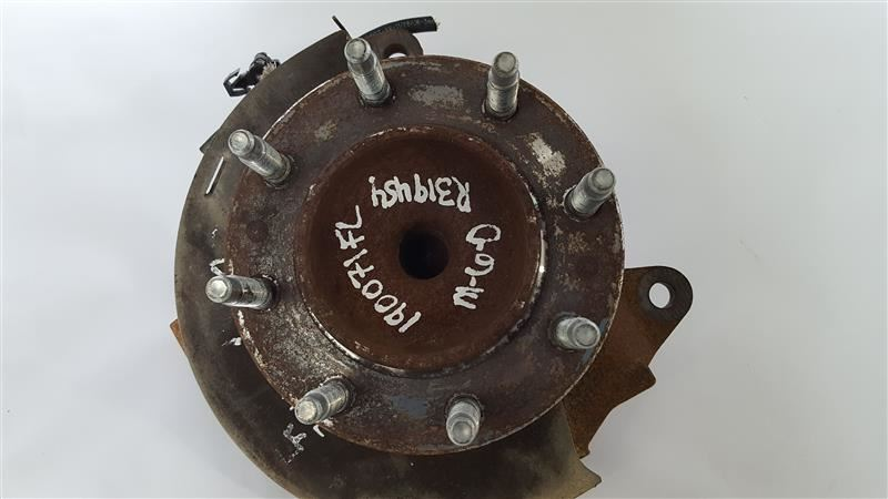 Spindle Knuckle Front