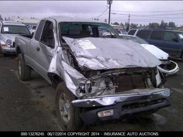 2002 toyota tacoma electrical chassis control module air bag   floor under ctr dash  |  591 TRD,3.4L,5 SP,AWD