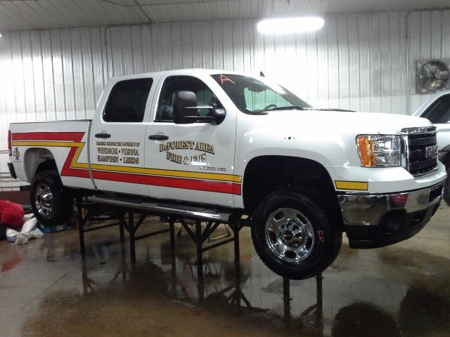 2011 chevrolet truck silverado 2500 pickup cooling and heating heater core element man ac  opt c67   ext cab 676 CRW,10-11,6.0L