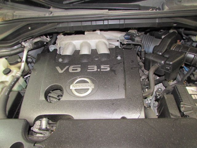 Used 2007 Nissan Murano Cooling And Heating Coolant ...