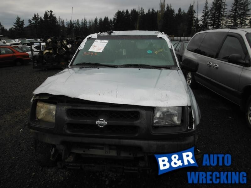 2000 nissan xterra air and fuel air flow meter 6 cyl 336 3.3,4AT,4X4