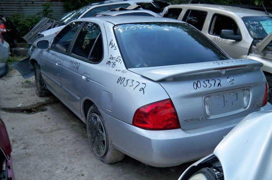 Used 2006 Nissan Sentra Rear Body Decklid Tailgate W O ...
