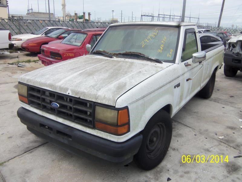 1990 ford truck bronco-ii suspension-steering bronco ii steering column |  238 CUST,KEY,5SP,BLU,PLAIN