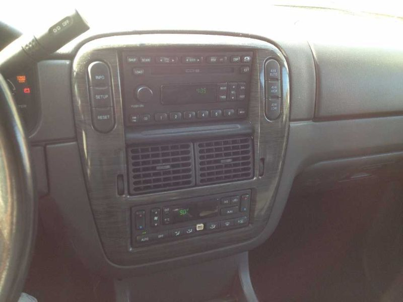 Used 2002 ford truck explorer sport trac interior interior - Ford explorer sport trac interior parts ...