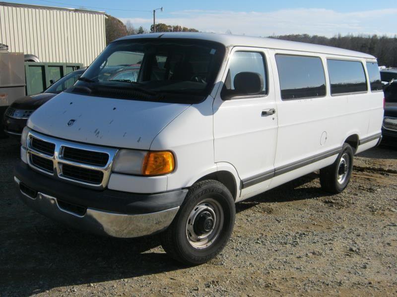 Used 2002 Dodge Truck Dodge 3500 Van Front Body Wiper ...