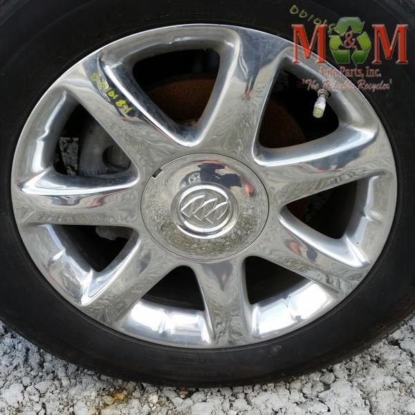 2008 Buick Enclave Camshaft: Used 2008 Buick Enclave Suspension Steering Power Steering