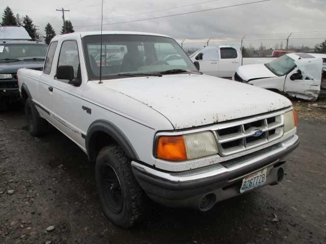 1990 ford truck bronco-ii suspension-steering bronco ii steering column |  238 GRY,BARE