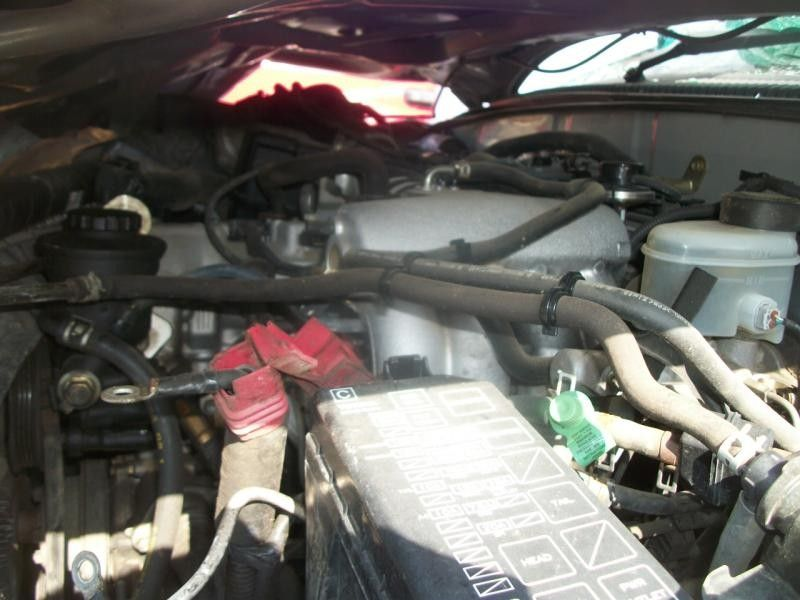 2002 toyota tacoma electrical chassis control module air bag   floor under ctr dash  591 ==BAGS GOOD==SR5,4CY,AT,RWD