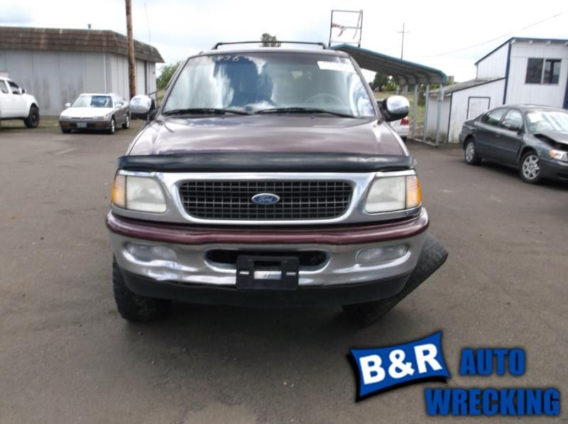1997 ford truck ford f150 pickup front body radiator core support 109 4DR,XLT,4X4,AT,AC