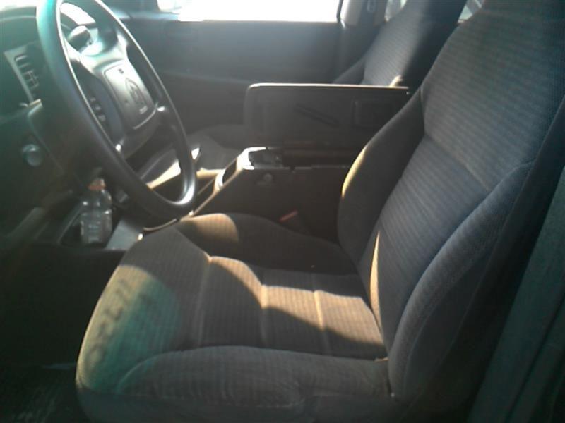 Used 2001 Dodge Truck Durango Interior Durango L Seat Front Part