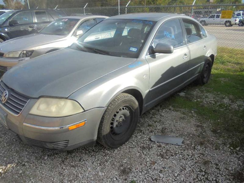 Houston Auto Sales Abq >> Used 2002 Volkswagen Passat Axle Axle Shaft Right Front Axle 1 8l