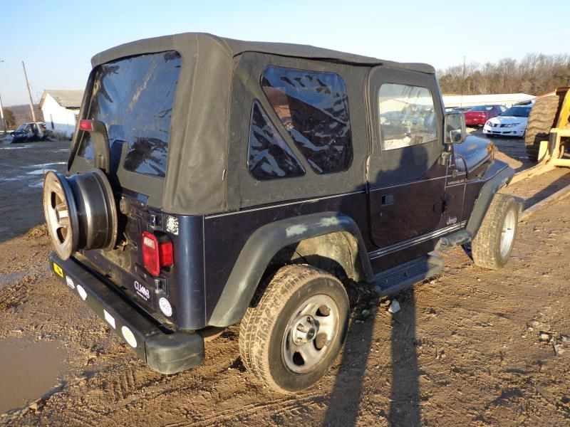 1997 jeep wrangler interior dash panel lhd 251 Grey,Floor,SE