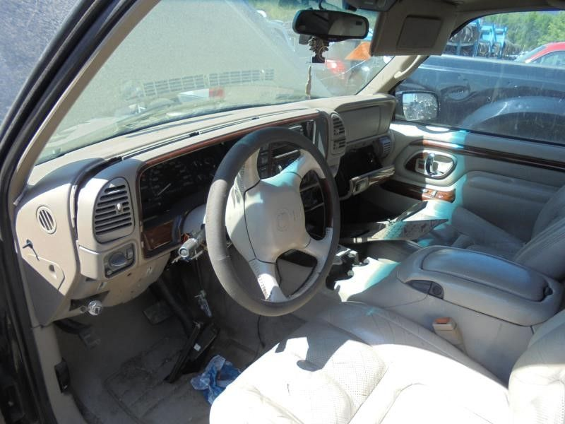 Used 2000 Cadillac Escalade Interior Escalade Seat Front Part 777