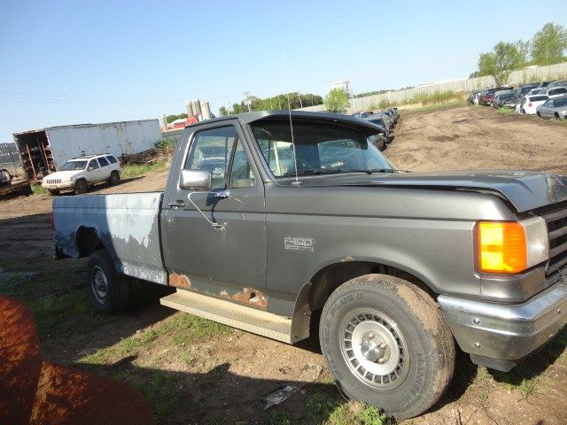 1988 Ford Truck Bronco Front Body 118 Hood