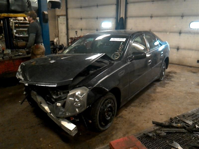 2003 cadillac cts suspension-steering cts spindle knuckle front 515 RWD,131K