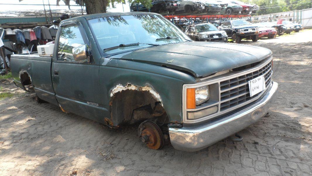 Used 1992 Gmc Truck Gmc 3500 Van Electrical Alternator Exc