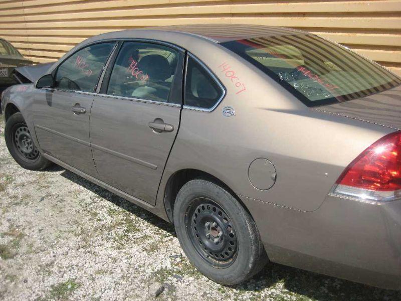 Used 2007 Chevrolet Impala Front Body Impala Fender Part