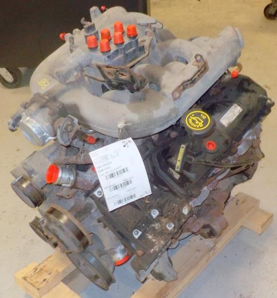 Ford F150 99: 99 00 FORD F150 ENGINE 4.2L VIN 2 8TH DIGIT 1443215