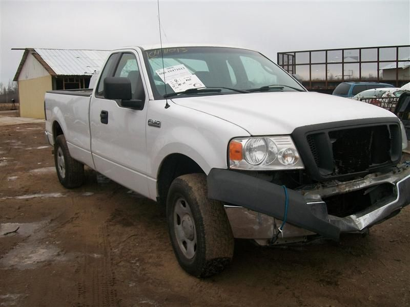 2004 ford truck f150 front-body f150 headlamp assembly |  114 WHITE-YZ