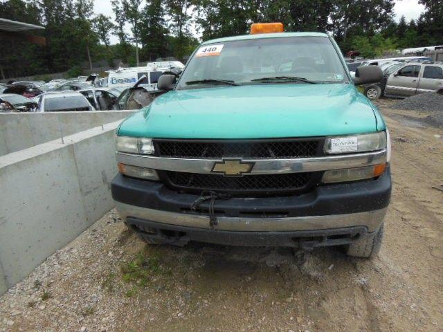 Used 2002 chevrolet truck suburban 1500 doors side view for Paradise motors elkton md