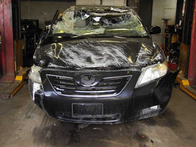 Used 2007 Toyota Camry Cooling And Heating Heater Core