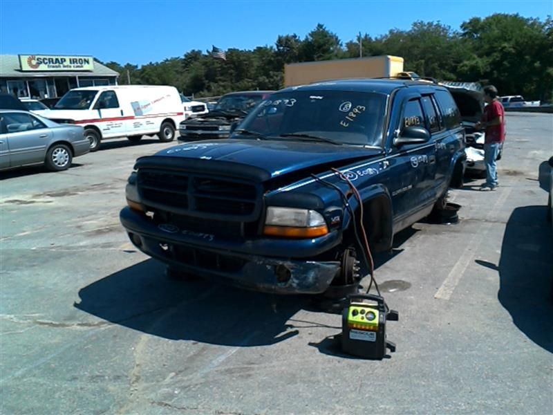 2000 dodge truck durango transmission transfer case assembly nv231 |  412 4.7,AUT,SLT